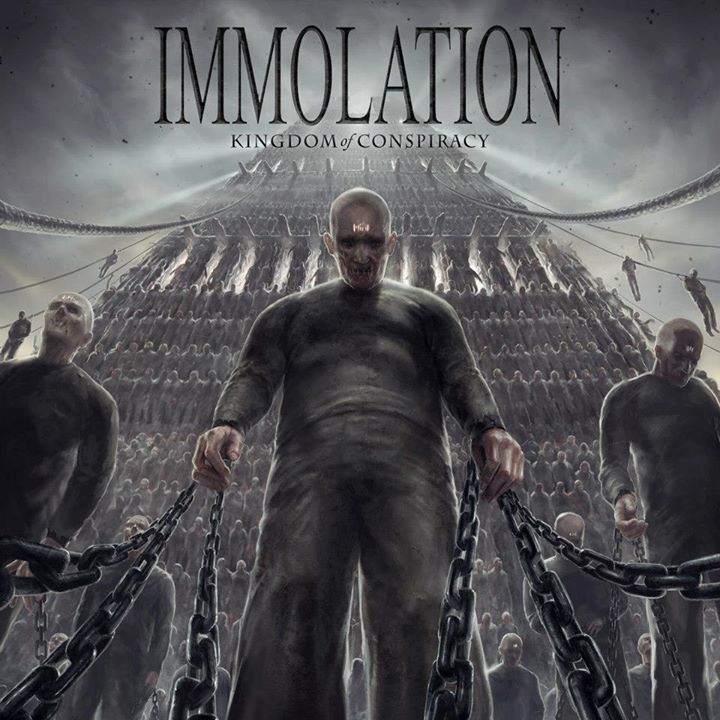 Immolation @ The Phoenix - Toronto, Canada