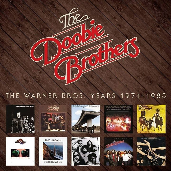 The Doobie Brothers @ South Shore Music Circus - Cohasset, MA