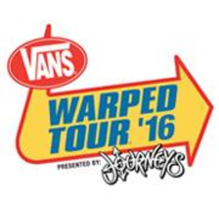 Vans Warped Tour @ Marcus Amphitheater - Milwaukee, WI