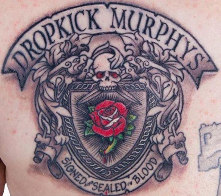 Dropkick Murphys @ Boonstock Music Festival - Gibbons, Canada