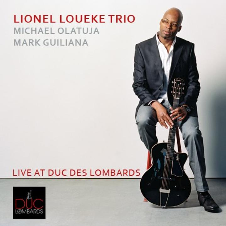 Lionel Loueke Trio @ Centre Georges Brassens - Saint Martin Boulogne, France