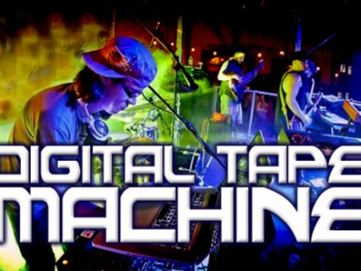 DIGITAL TAPE MACHINE @ The Vogue - Indianapolis, IN