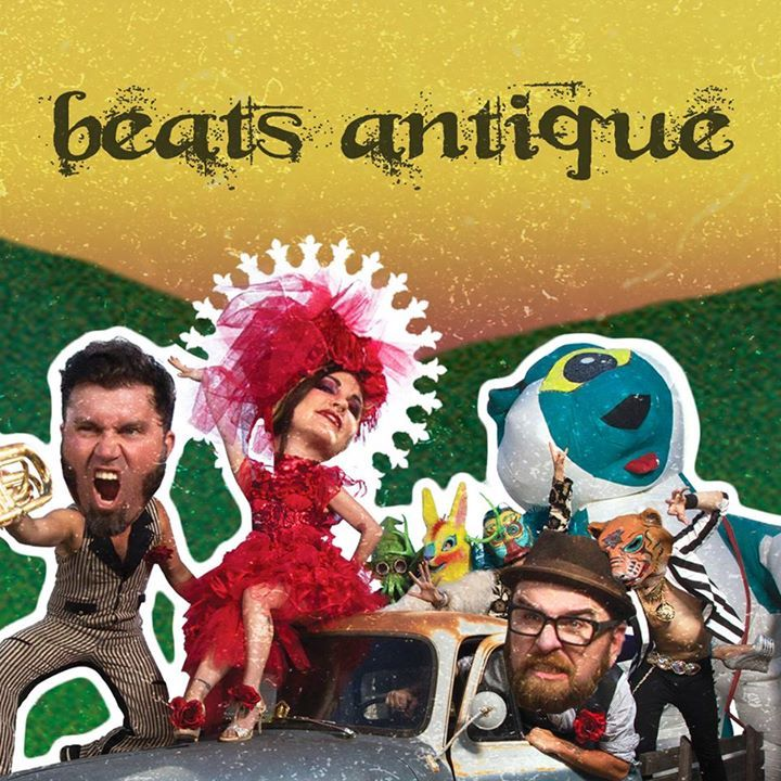 Beats Antique @ The Intersection (w/ Sean Hayes) - Grand Rapids, MI