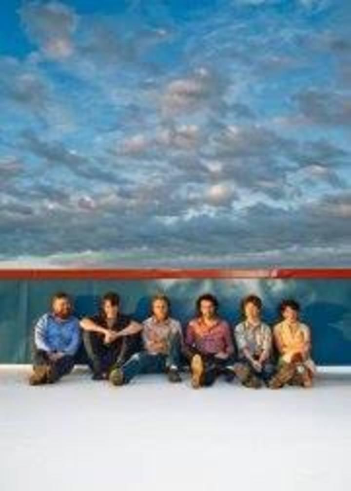 Blind Pilot @ Red Rocks Amphitheatre - Morrison, CO