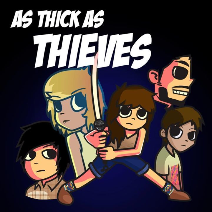As Thick As Thieves (UK) Tour Dates