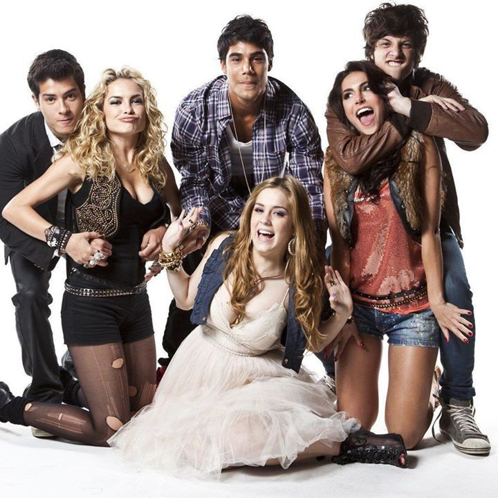 Rebelde Para Sempre Tour Dates