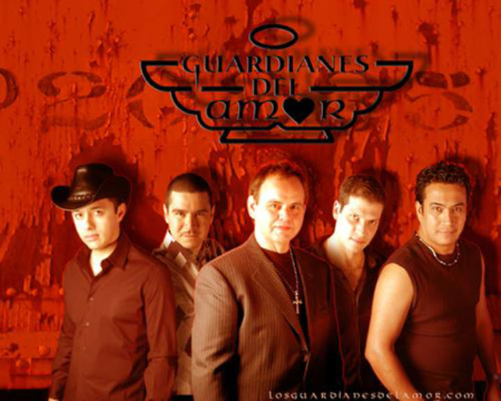 Guardianes del amor Tour Dates