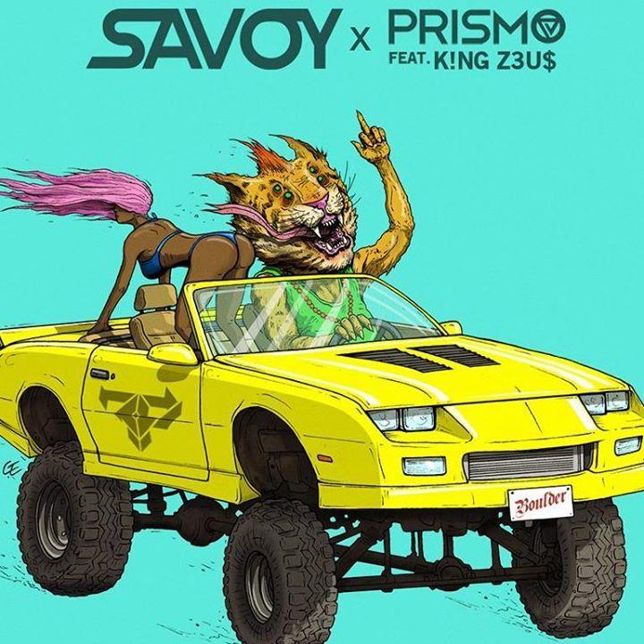 Savoy @ Blue Moose - Iowa City, IA