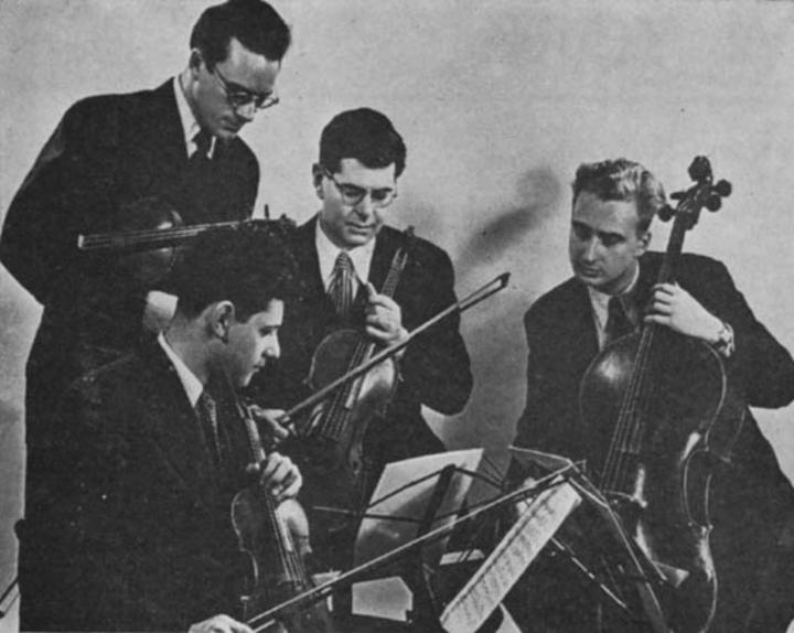 The Juilliard String Quartet Tour Dates