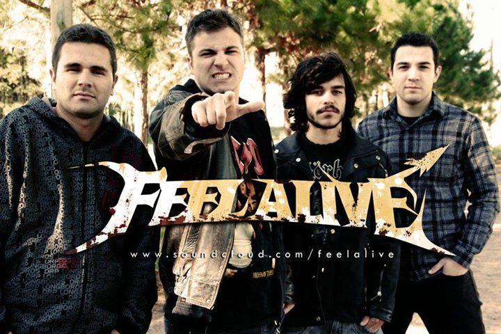 Feel Alive Tour Dates