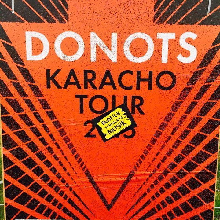Donots @ Tonic Lounge - Portland, OR