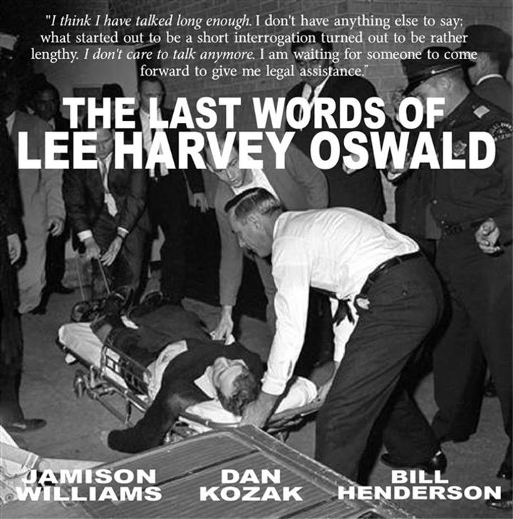 The Last Words of Lee Harvey Oswald Tour Dates