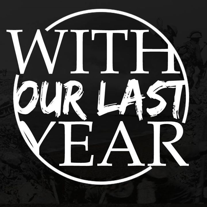 With our last year Tour Dates