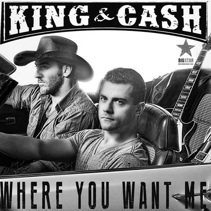 King & Cash Tour Dates
