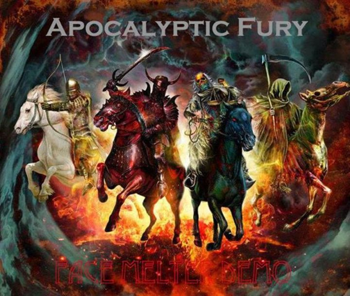 Apocalyptic Fury Tour Dates