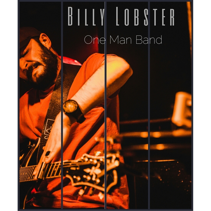 Billy Lobster - One Man Band Tour Dates
