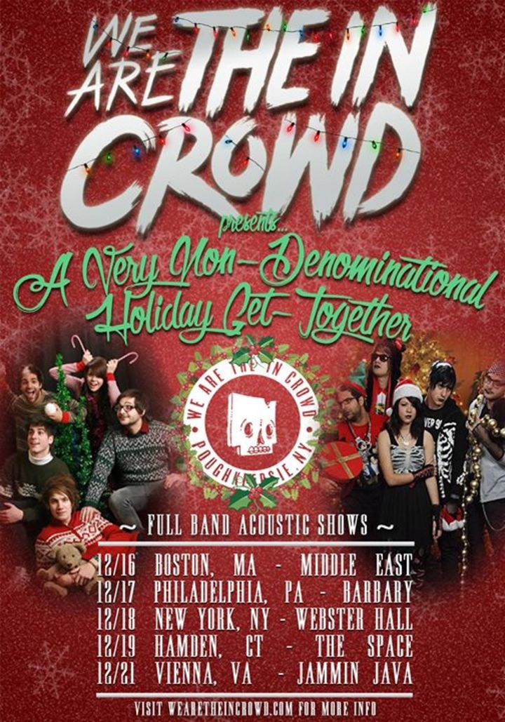 We Are the In Crowd @ Academy 2 - Liverpool, United Kingdom