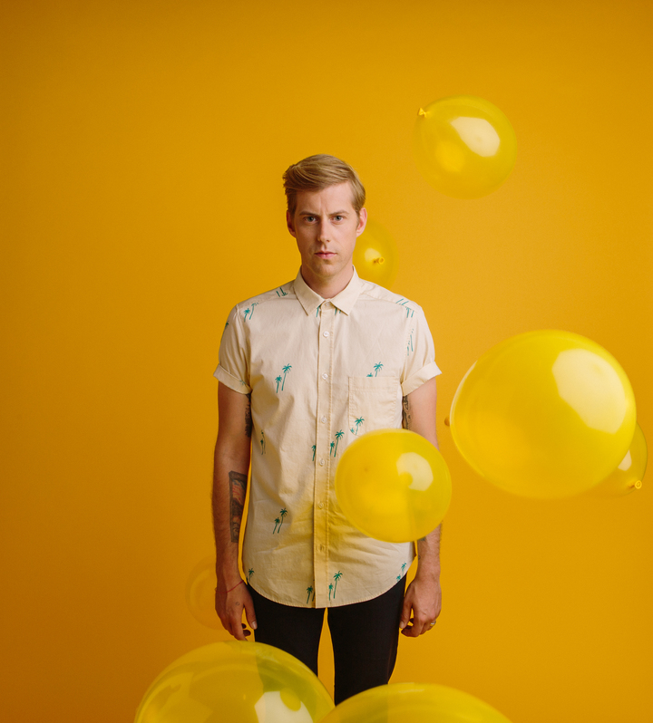 Andrew McMahon in the Wilderness @ Aragon Ballroom - Chicago, IL