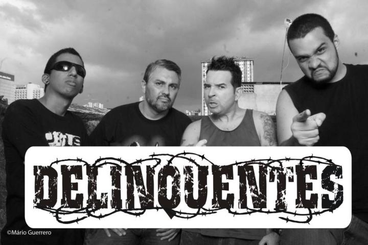 Delinquentes Tour Dates