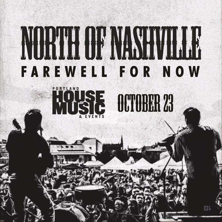 North of Nashville Tour Dates