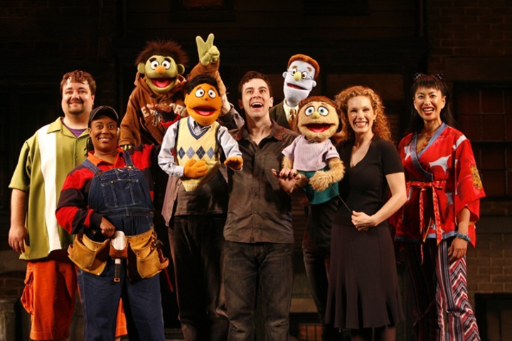 Avenue Q Tour Dates