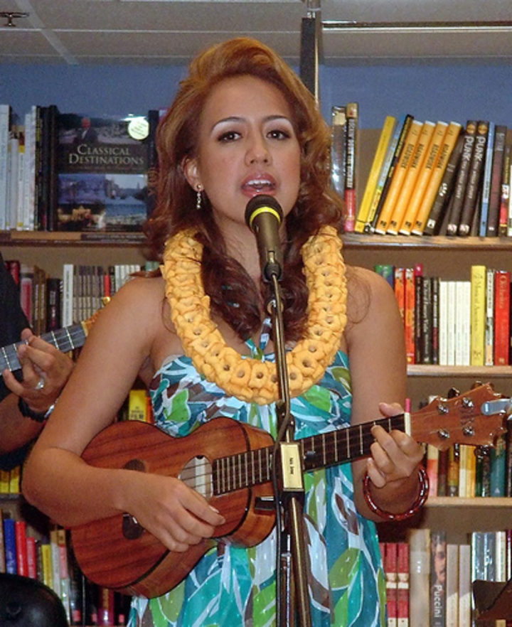 Raiatea Helm @ ASU Louise Lincoln Kerr Cultural Center - Scottsdale, AZ