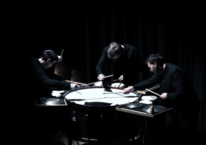 ElbtonalPercussion @ Theater an der Ilmenau - Uelzen, Germany