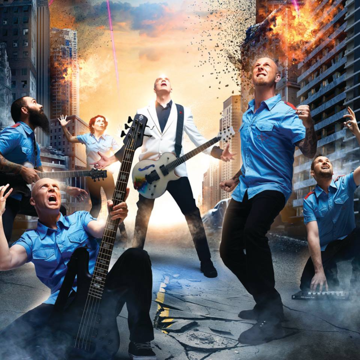Devin Townsend Project @ eventim apollo - London, United Kingdom
