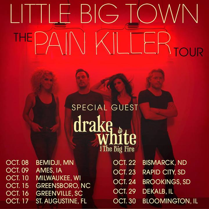 Little Big Town @ Sanford Center - Bemidji, MN