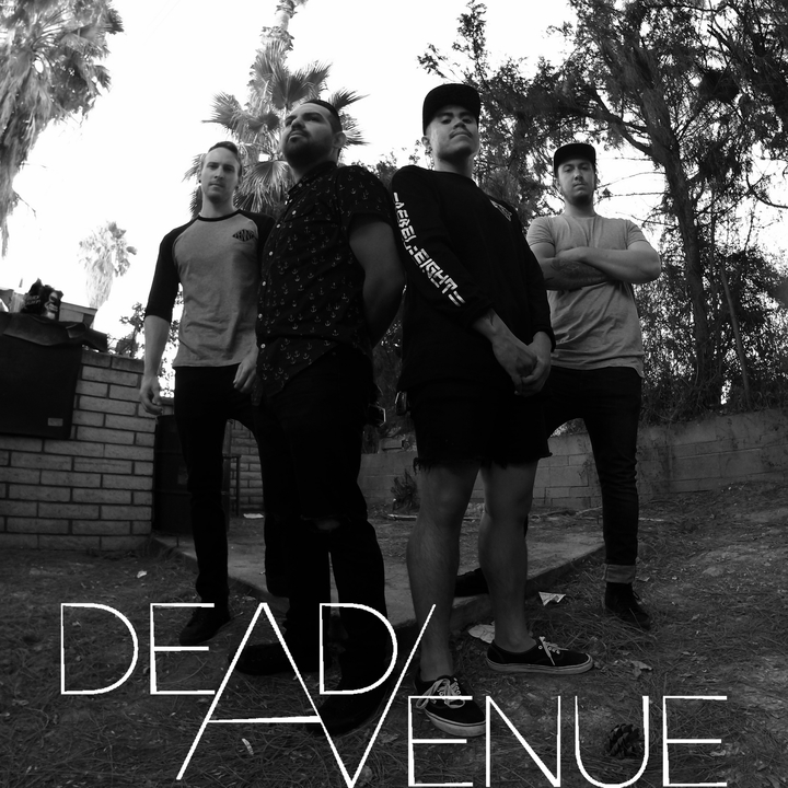 Dead Avenue Tour Dates