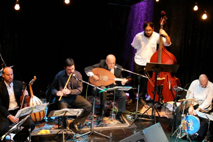 Ensemble Tarab @ AUDITORIUM - Paris, France