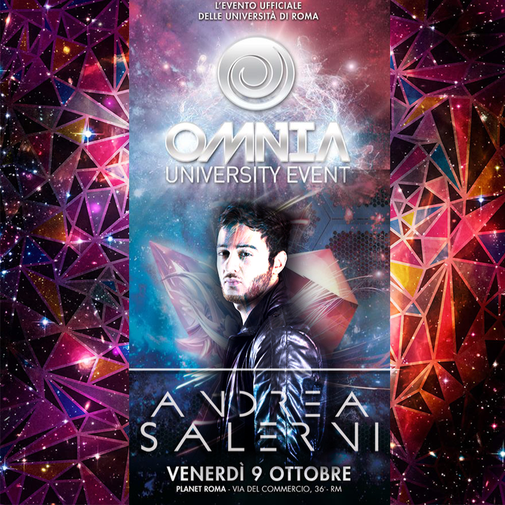 Andrea Salerni DJ Tour Dates
