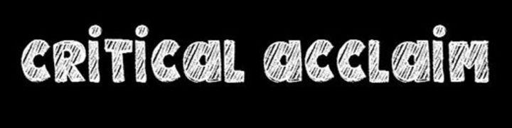 Critical Acclaim Tour Dates