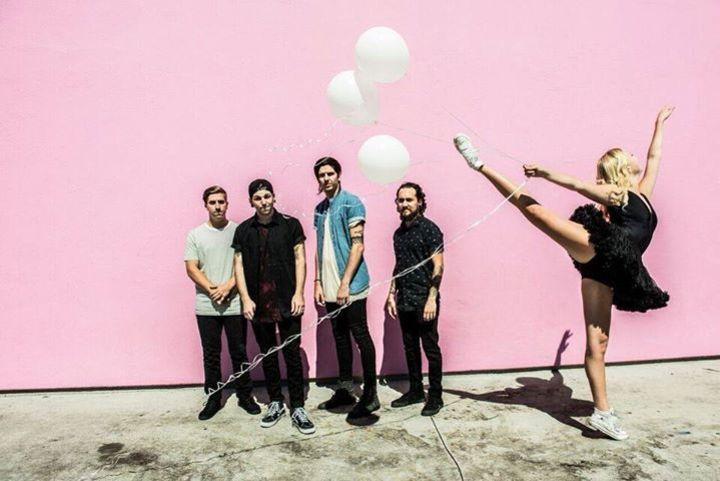 SECRETS @ Chain Reaction (CD Release Party) - Anaheim, CA