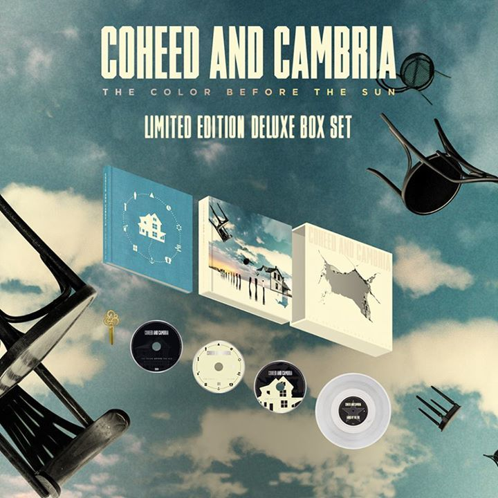 Coheed and Cambria @ The Fillmore Charlotte - SOLD OUT - Charlotte, NC