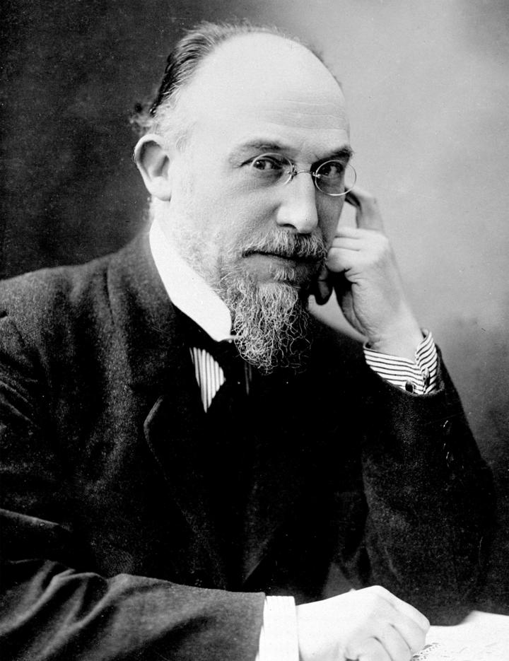 Erik Satie Tour Dates