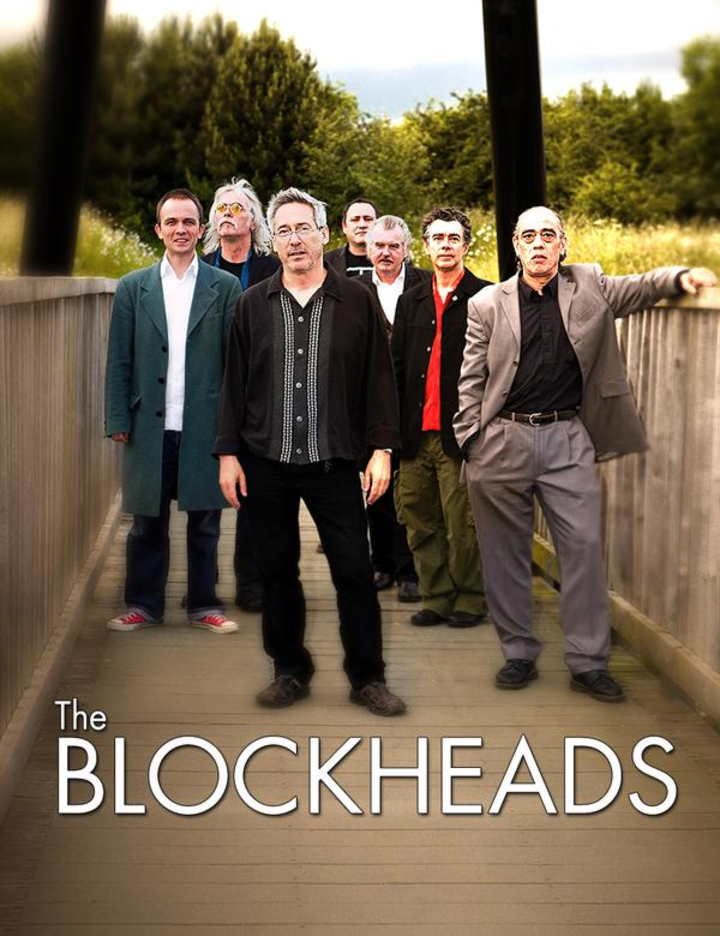 The Blockheads @ St Helens Citadel - St Helens, United Kingdom