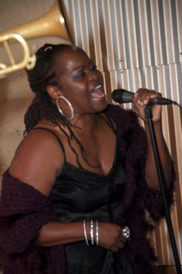 Terrie Odabi @ The Sound Room - Oakland, CA