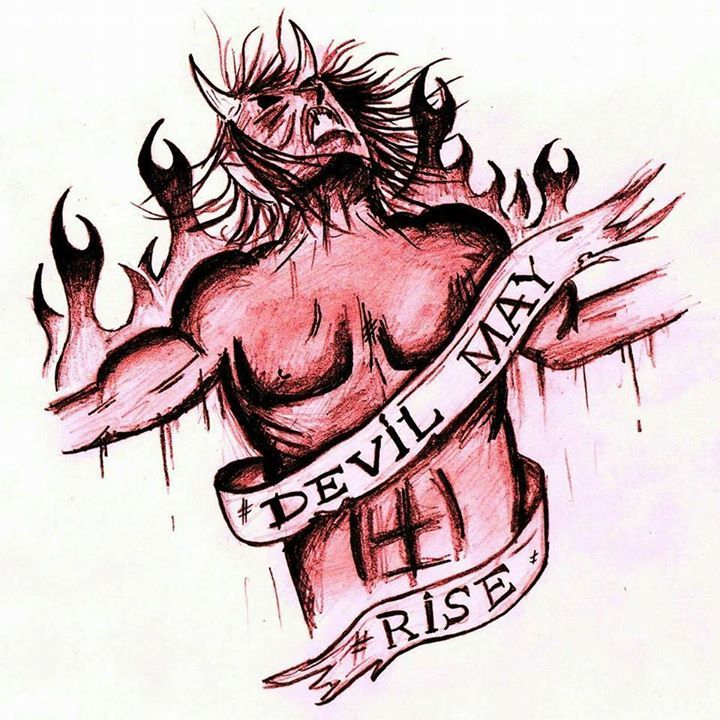 Devil May Rise Tour Dates