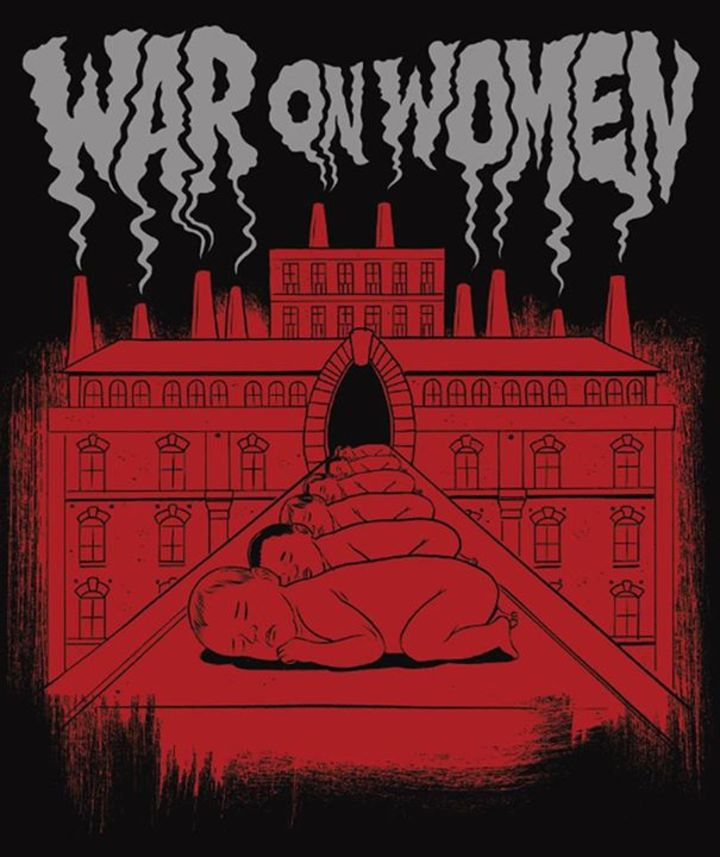 War On Women @ Saint Vitus - Brooklyn, NY