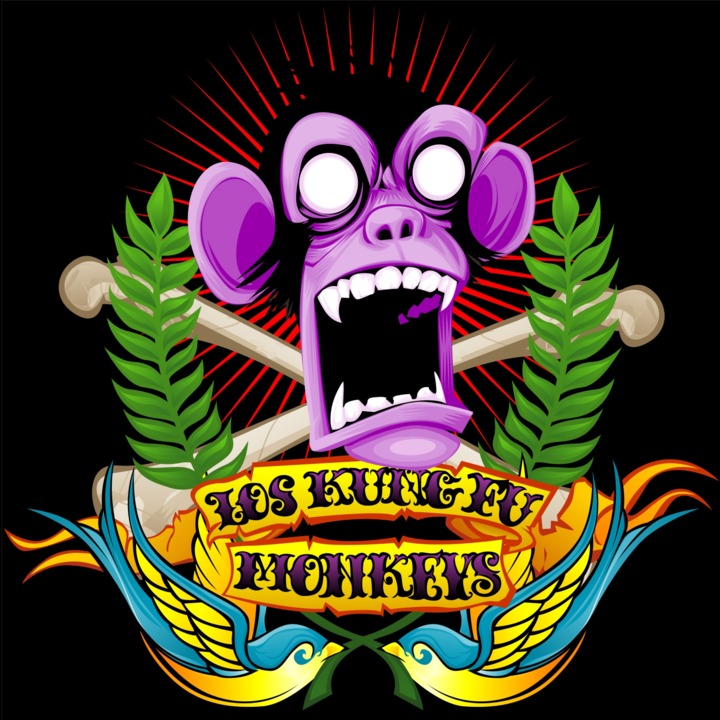 los kung fu monkeys Tour Dates