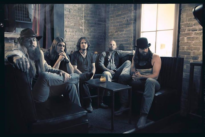 Whiskey Myers @ Silver Saloon - Terrell, TX