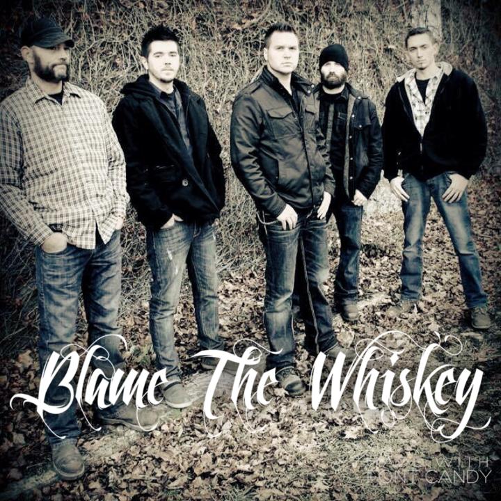 Blame the Whiskey Tour Dates