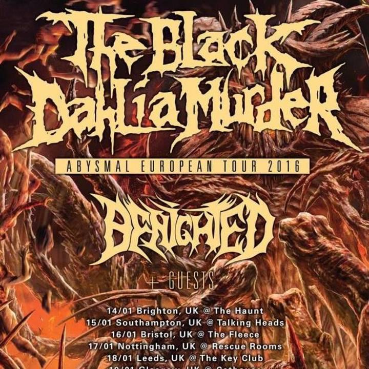 The Black Dahlia Murder @ Stage AE - Pittsburgh, PA