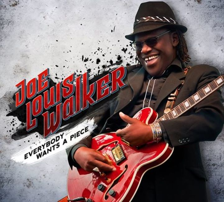Joe Louis Walker @ Brian's Backyard BBQ - Middletown, NY
