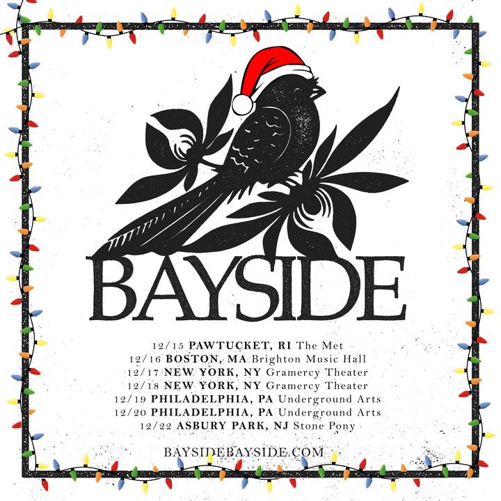 Bayside Tour Dates