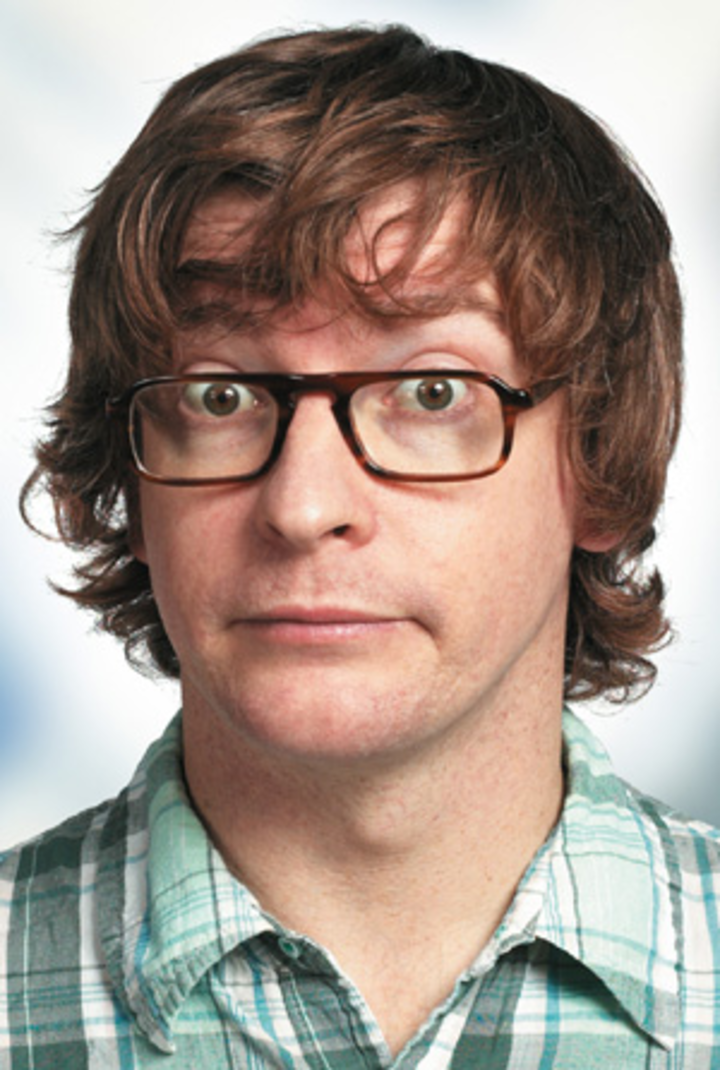 Rhys Darby @ Largo at the Coronet - Los Angeles, CA