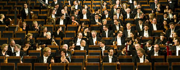 SWR Sinfonieorchester @ CCU Ulm Einsteinsaal - Ulm, Germany