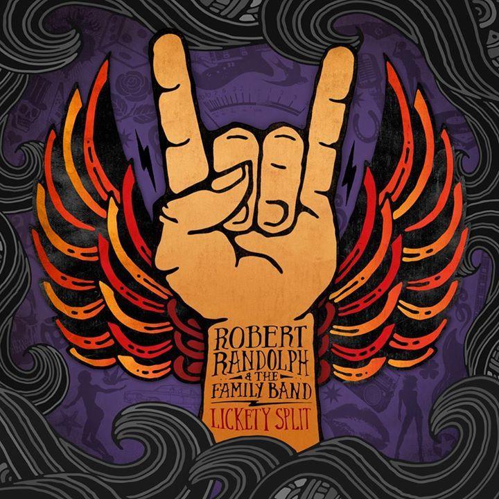 Robert Randolph & the Family Band @ City Park Festival Grounds - New Orleans, LA