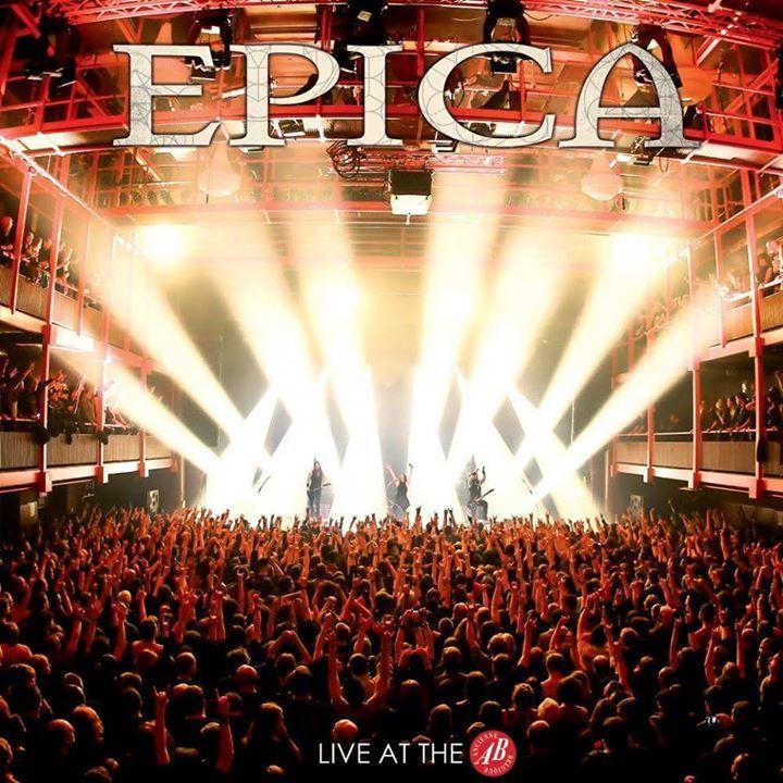 Epica @ Classic Grand - Glasgow, United Kingdom